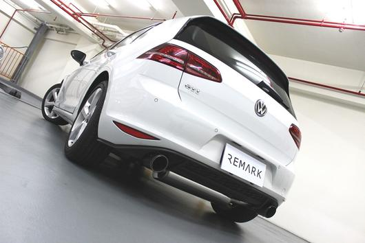 Remark Exhaust - VW Golf GTI MK7 2012+