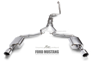 Fi Exhaust - Ford Mustang 5.0 2015+