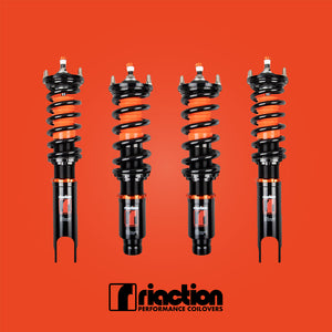 riaction Honda Civic EF/CRX 88-91