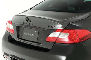 Varis Carbon Duckbill Trunk For 2011-19 Infiniti M37 [Y51] Vtni-204