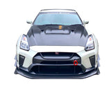 Varis Magnum Opus '19 Version 3 Front Fender Set For 2017-19 Nissan Gt-R [R35] Vani-249F
