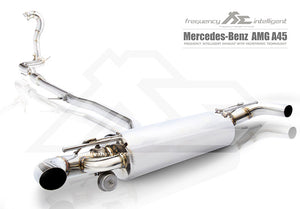 Fi Exhaust - Mercedes Benz W176 AMG A45