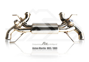 Fi Exhaust - Aston Martin DBS/DB9