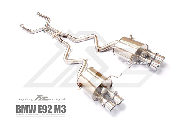 Fi Exhaust - BMW M3 E90/E92 S65