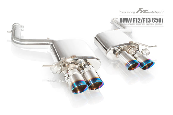 Fi Exhaust - BMW 650i F12/F13 N63