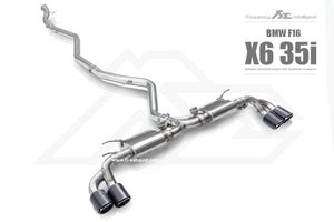 Fi Exhaust - BMW X6 35i F16 N55
