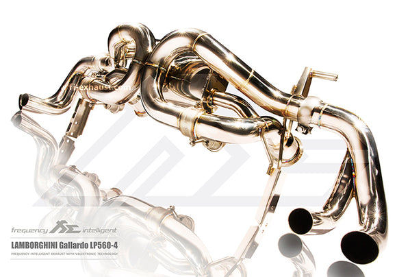 Fi Exhaust - Lamborghini Gallardo LP570-4