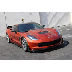 Chevrolet Corvette C7 Z06 Track Pack Aerodynamic Kit 2015-Up (Version 2)