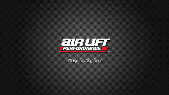 Straight – Female 1/8″ Fnpt X 1/8″ Tube - Air Lift Performance 21875