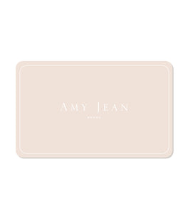AJ Privée Collection Gift Card