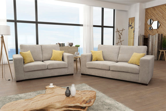 Melody 3+2 Seater Sofa Set - Various Colours