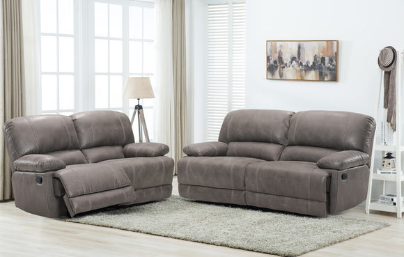 Houston Full Reclining 3+2 Sofa Set - Various Colours