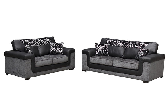 Symphony 3+2 Sofa Set - Various Colours