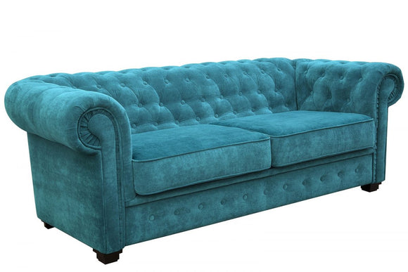 New Letty Chesterfield 3 Seater Sofabed