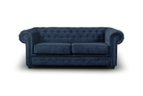 New Chesterfield 3 Seater Sofabed - Various Colours Available