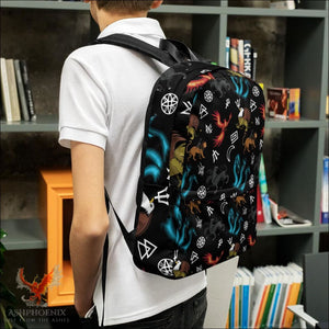 Legends Collide Backpack