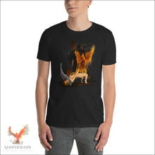 Load image into Gallery viewer, Soul Of A Phoenix T-Shirt - Black / S