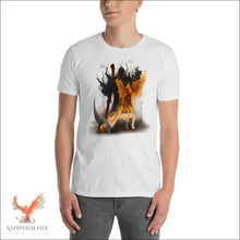Load image into Gallery viewer, Soul Of A Phoenix T-Shirt - White / S