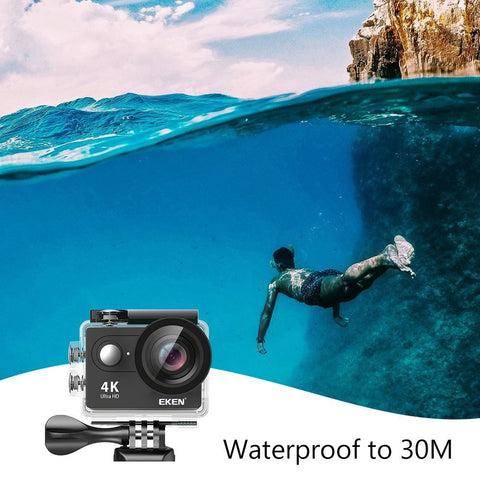 Which is the Best Budget Action Camera with a Wi-Fi Feature?