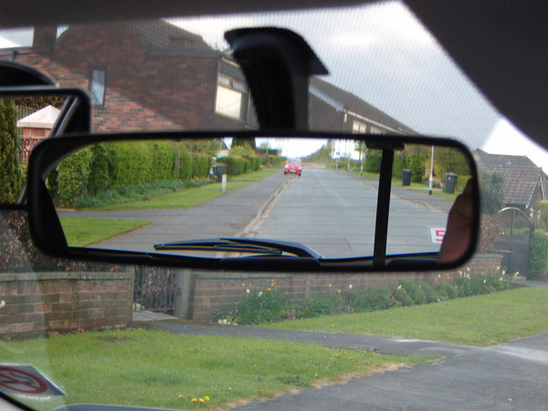 What is Electrochromatic Rear View Mirror?