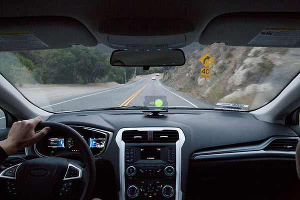 How do Day/Night rear view mirrors work?