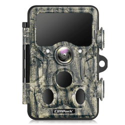 Campark T86 WiFi Bluetooth Trail Camera 20MP 1296P Game Hunting Camera
