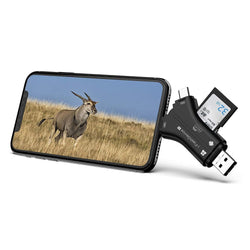 trail camera sd card viewer