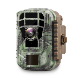 Campark T20 Mini Wildlife Camera-12MP 1080P HD Trail Game Camera Waterproof Scouting Hunting Cam