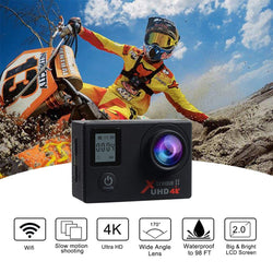 Campark Camera Action 4K Ultra HD WiFi Waterproof DV ACT76