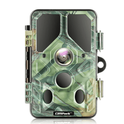 Campark T85 WiFi Bluetooth 20MP 1296P Trail Hunting Camera
