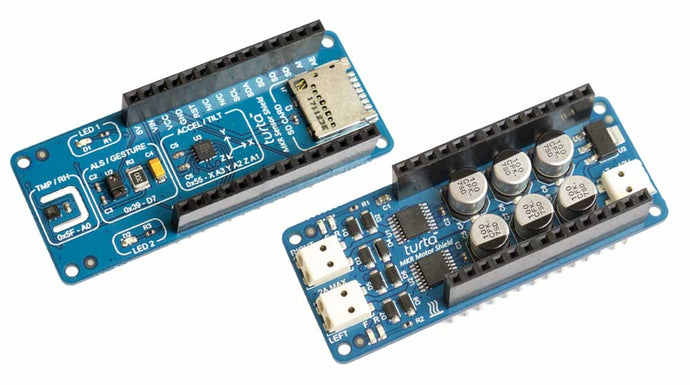 Introducing New Shields for Arduino MKR Family