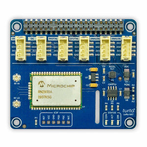 LoRa HAT for Raspberry Pi