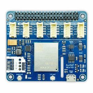 NB-IoT HAT for Raspberry Pi