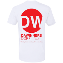 "Load image into Gallery viewer, DaWinners Corp ""Puff Print"" Logo Tee (Red)"