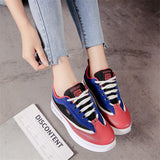 Autumn new single shoes flat bottom breathable fashion casual shoes