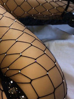 Hollow Sexy Stretchy Stockings