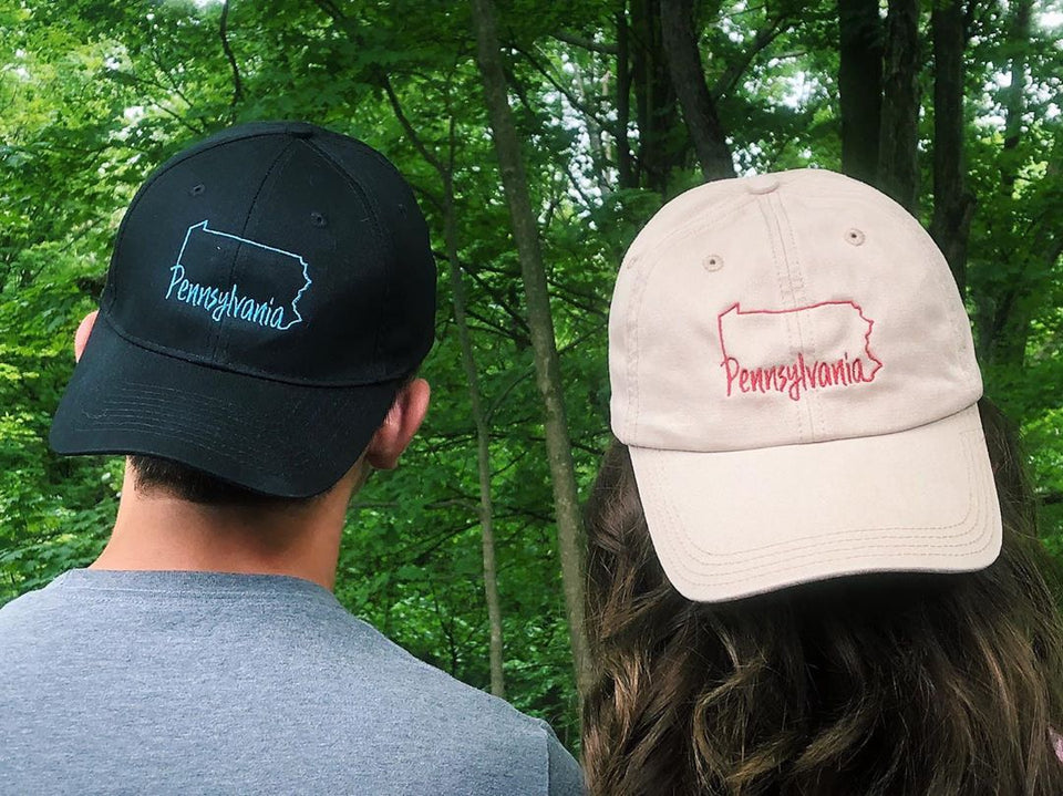 Pennsylvania Dad Hats