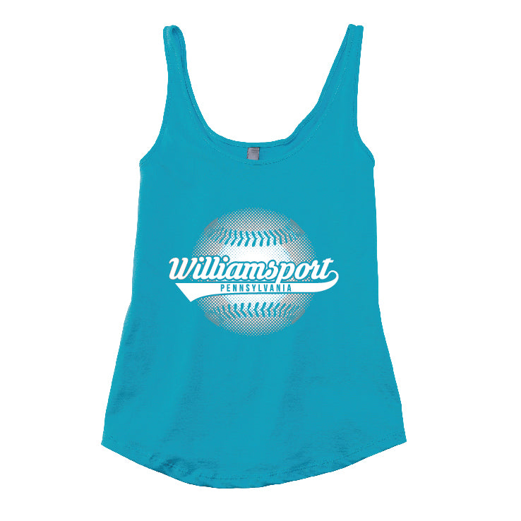 Williamsport Baseball Ladies Tank
