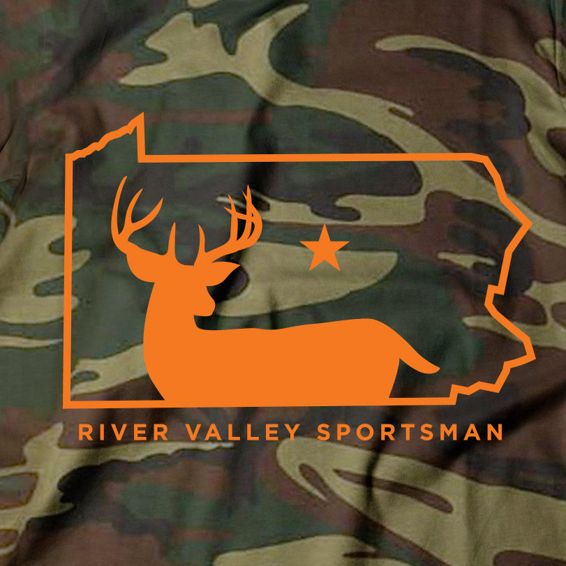 River Valley Sportsman Crewneck T-shirt