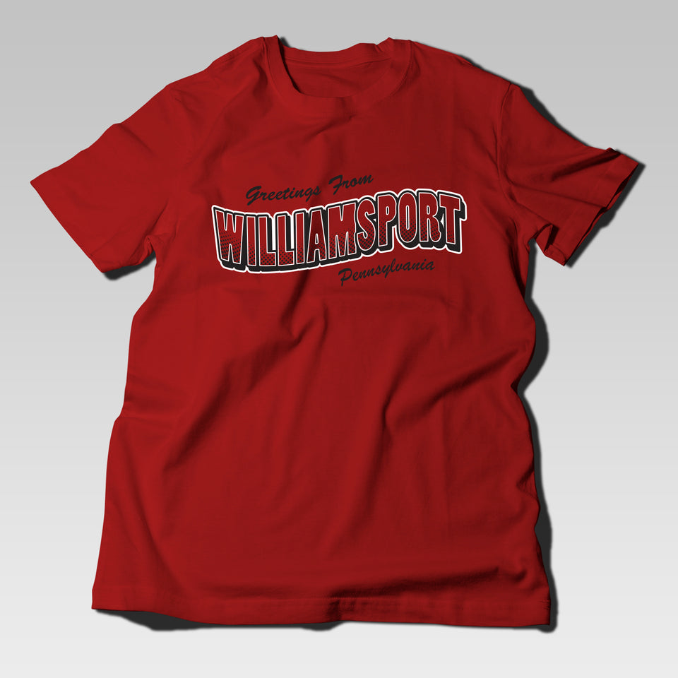Williamsport Greetings Shirt