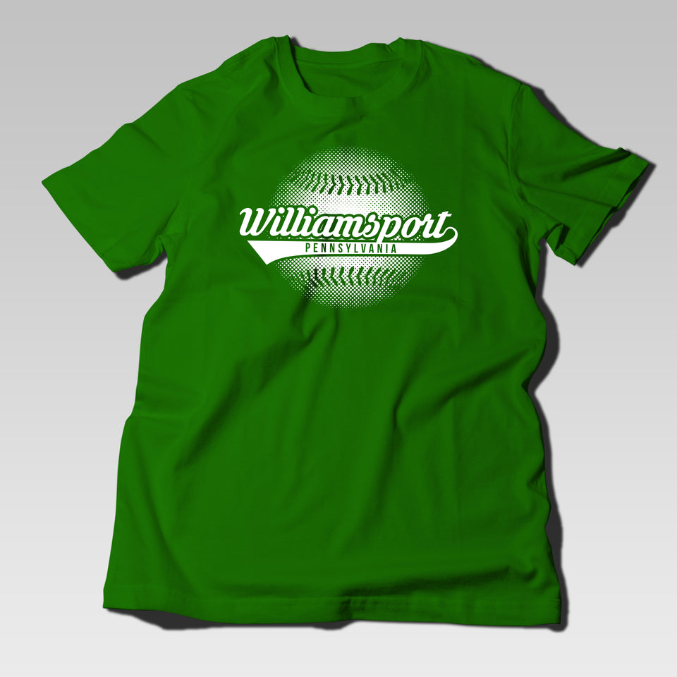 Williamsport Baseball Shirt