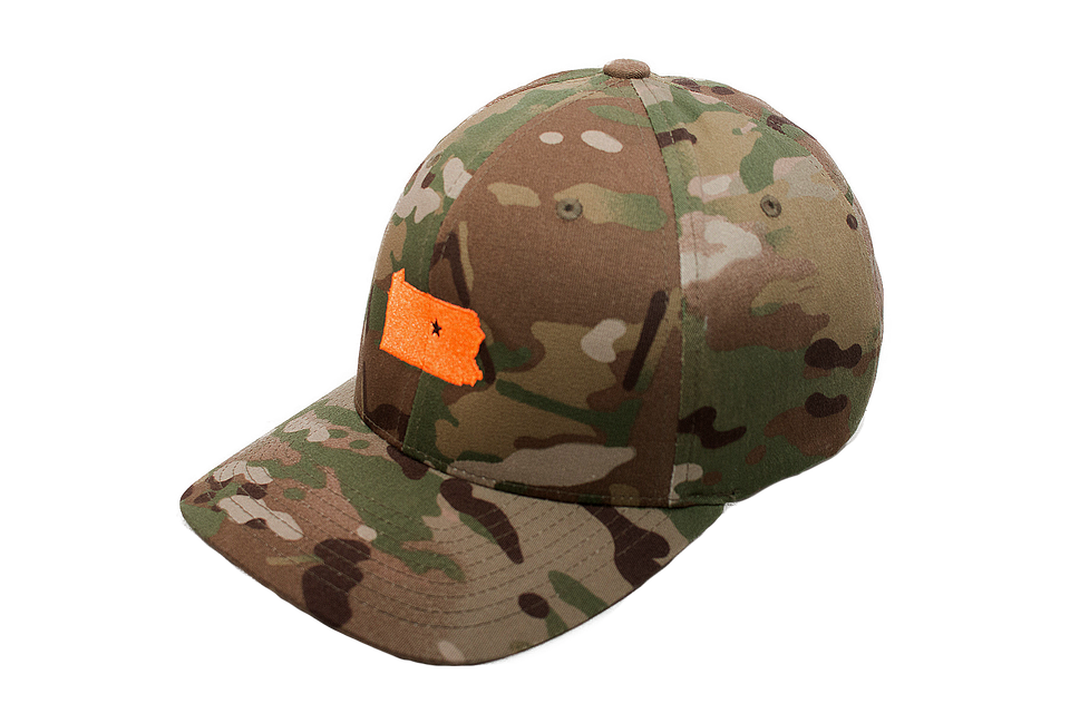 Camo Sportsman Collection Cap