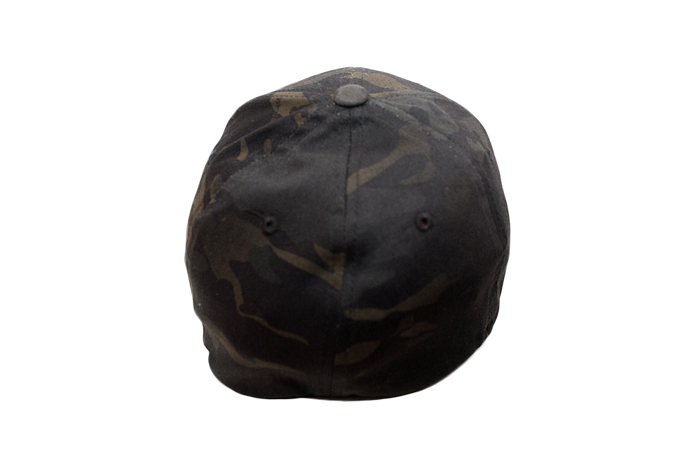 Dark Camo Sportsman Collection Cap