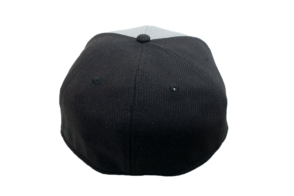 Black & Grey Panel Collection Cap