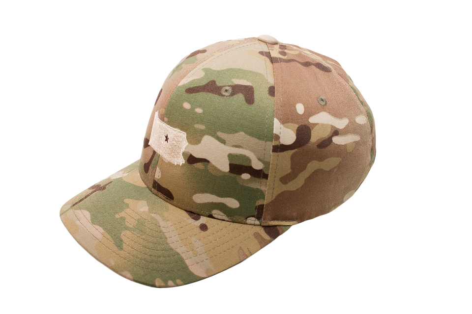 Light Camo Sportsman Collection Cap