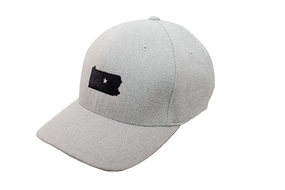 Grey Classic Collection Cap
