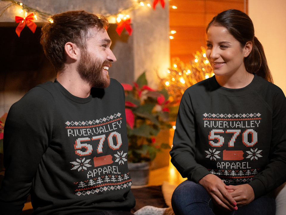 570 Ugly Sweater Style Sweatshirt