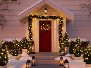 Decking the Halls? Make Your Home Shine With AL-NEW