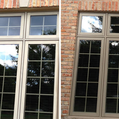 ALNEW or AL-NEW is an aluminum restoration product that is the best on the market. It is easy to use on many aluminum and metal surfaces such as cleaning garage doors, cleaning window frames, and more.