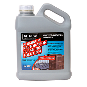 AL-NEW Aluminum Restoration Cleaning Solution